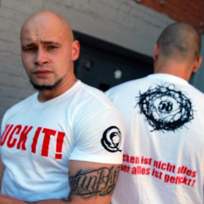 Fuck it Shirt