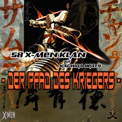 58-X-Men-Klan-der-Pfad-des-Kriegers-Cover