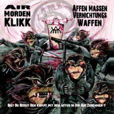Amk AffenMassen Cover