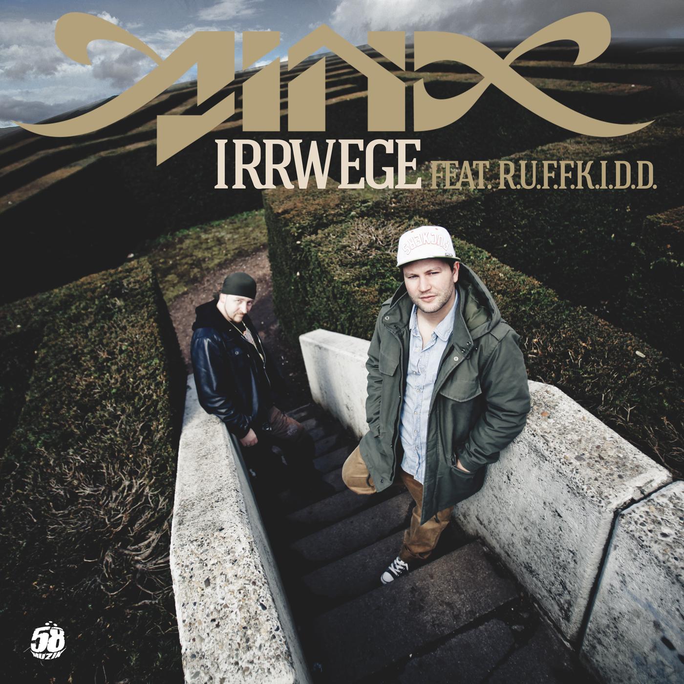 Jinx - Irrwege feat. R.U.F.F.K.I.D.D. Cover