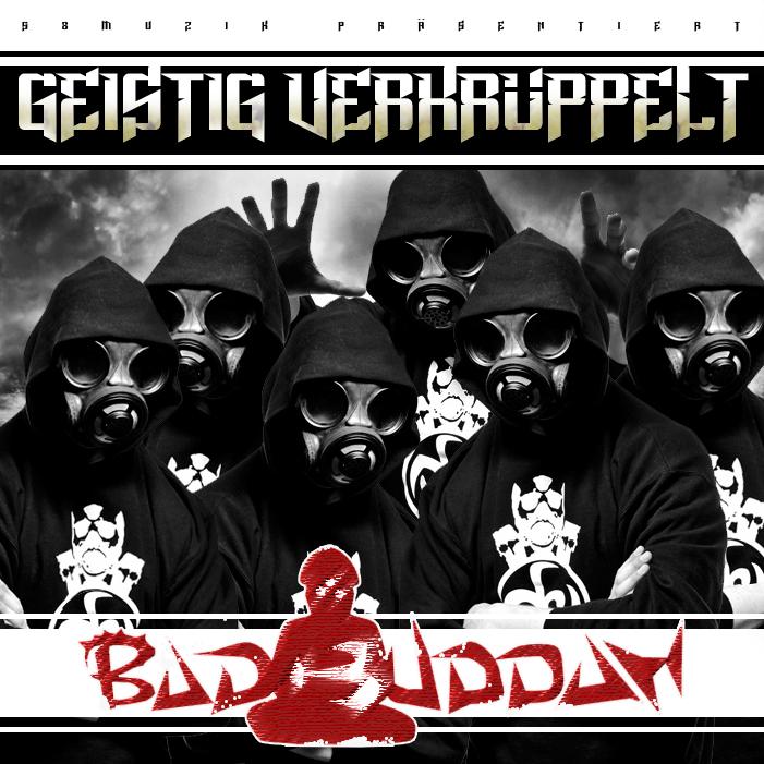 BAD BUDDAH GV COVER
