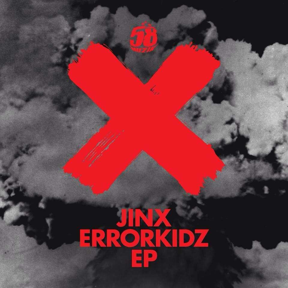 Jinx - Errorkidz EP Cover