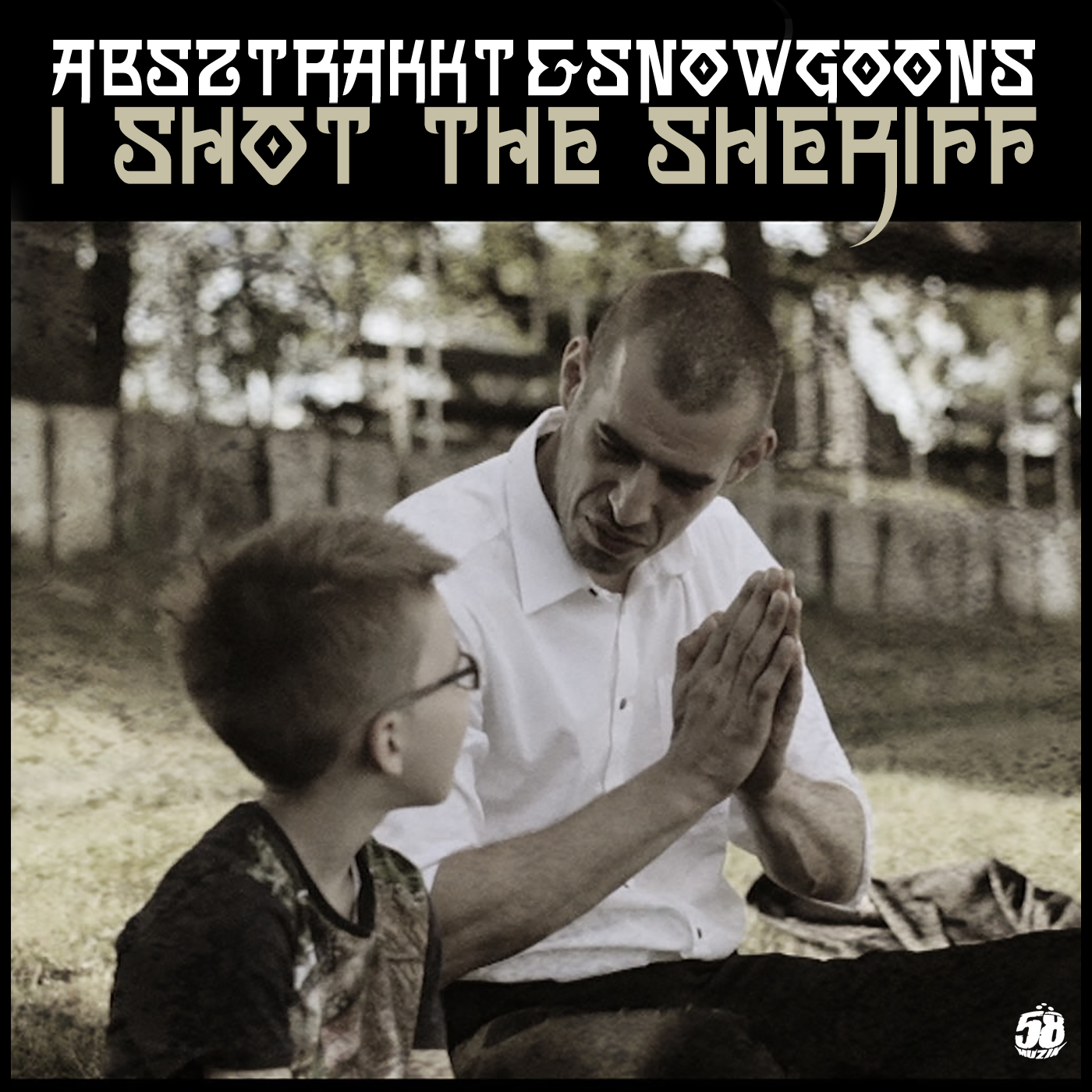 Absztrakkt & Snowgoons - i Shot the Sheriff Cover